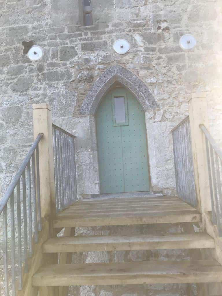 2 - Belvelly Castle Door